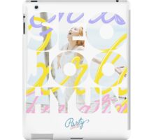 Girls' Generation (SNSD) Seohyun 'Party' iPad Case/Skin