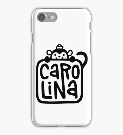 Carolina Logo iPhone Case/Skin