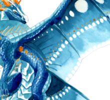 Azure Empress Dragon Sticker