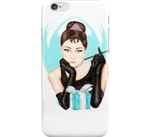 """audrey"" iPhone Case/Skin"