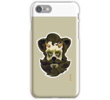 Woodman iPhone Case/Skin
