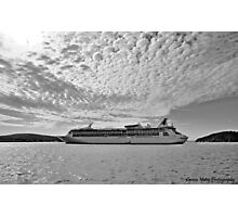 The Ship Photographic Print