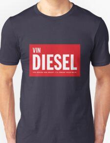Vin Diesel T-Shirt