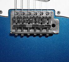 Metallic Blue by blueguitarman