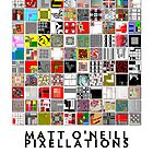Pixellations (Composite) by Matt O&#x27;Neill