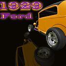 1929 Ford by DiamondCactus