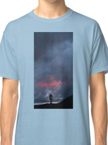 Sunset Over Childs Meadow. Classic T-Shirt