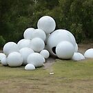 Tarax Play Sculpture by Trish Meyer
