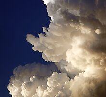 ©HCS The Cumulonimbus Tower IA. by OmarHernandez