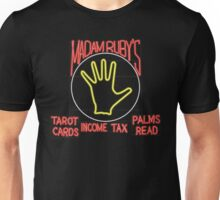 Madam Ruby's Psychical Bicycle Recovery Unisex T-Shirt