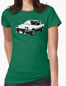 AE-86 Womens Fitted T-Shirt
