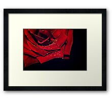 My Heart Is Refusing Me Framed Print