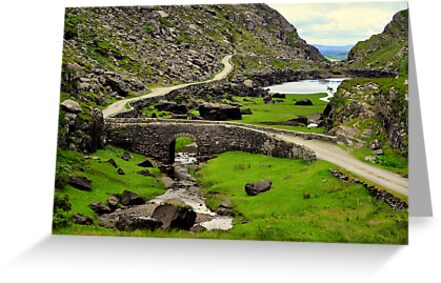 Centre of the Gap by Finbarr Reilly