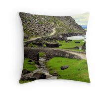 Centre of the Gap Throw Pillow