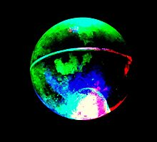 Glowing Orb. by Livvy Young