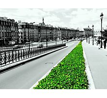 The green lung of the city Photographic Print