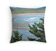 Mavillette Beach II Throw Pillow