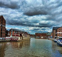 Gloucester Docks by Alex Hardie