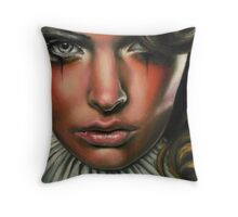 Foolish Games Throw Pillow