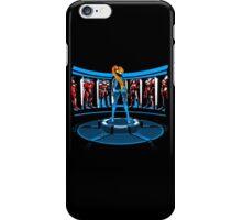 Iron Aran iPhone Case/Skin