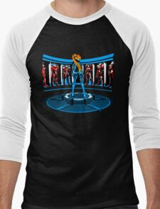 Iron Aran Men's Baseball ¾ T-Shirt