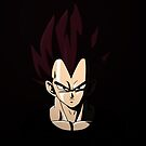 Collection| Vegeta by dragonballsuper
