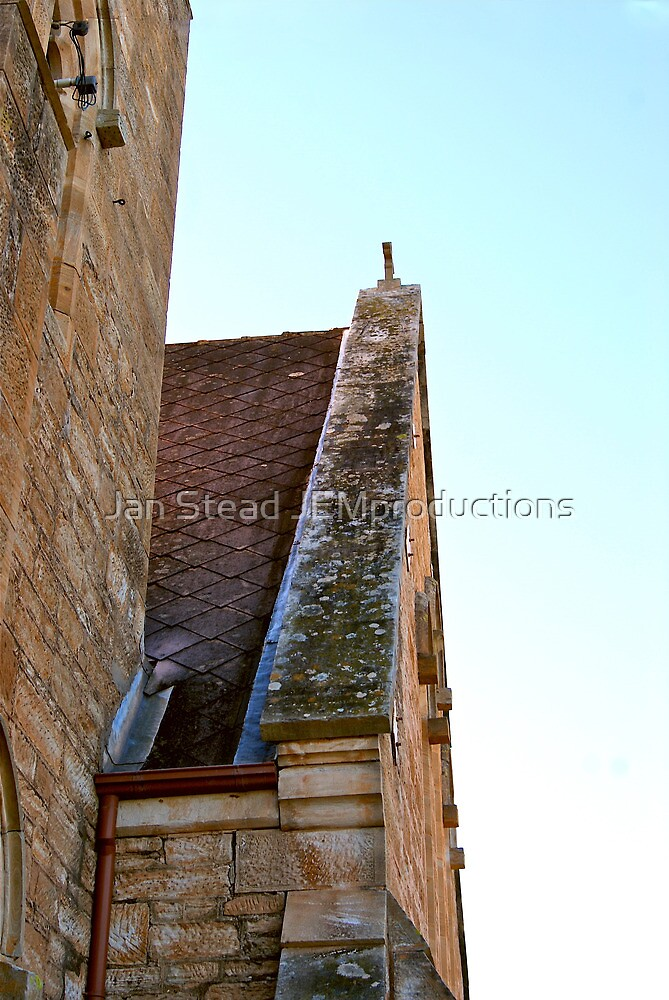 a roof over your head by Jan Stead JEMproductions