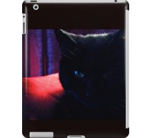 Cat Eye from the Darkness iPad Case/Skin