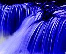 Cool Blue Water by Marcia Rubin