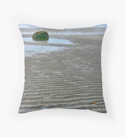 Mavillette Beach III Throw Pillow