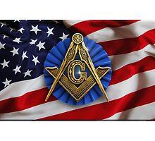 American Freemason by lawrencebaird