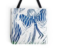The Earth's Child Tote Bag