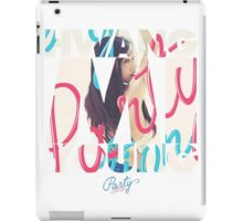 Girls' Generation (SNSD) Tiffany 'Party' iPad Case/Skin