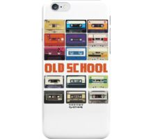 Cassettes iPhone Case/Skin
