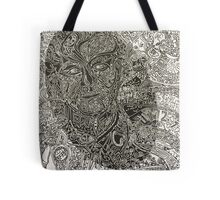 Bill Murray's Print on the Movie Industry Tote Bag