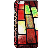 Tiffany Lamp Shade iPhone Case/Skin