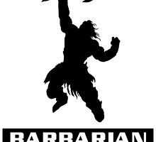 Barbarian by astevensdesigns