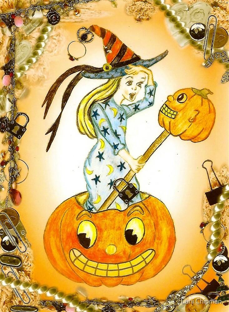 Vintage Pumpkin by angelmarie