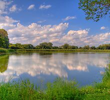 Yahara River Reflections-2 by ECH52