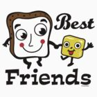 Bread and Butter &quot;Best Friends&quot;  by Andi Bird