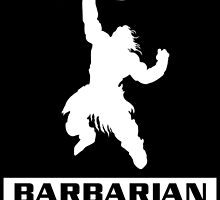 Barbarian Inverted by astevensdesigns