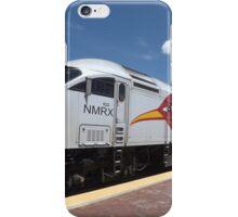 New Mexico Railrunner, Santa Fe Railyard, Santa Fe, New Mexico iPhone Case/Skin