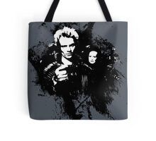 I'll cut you with my blade! Tote Bag
