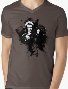 I'll cut you with my blade! Mens V-Neck T-Shirt