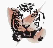Tiger by Edy Lasprilla