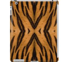 Tiger Fur Tile iPad Case/Skin