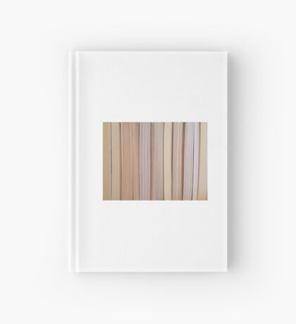 Book Pages Hardcover Journal