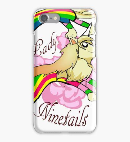 Lady Ninetails iPhone Case/Skin