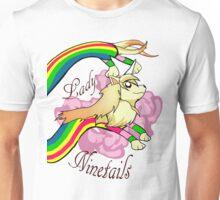 Lady Ninetails Unisex T-Shirt