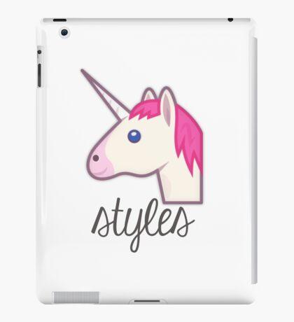 Unicorn Styles (One Direction) iPad Case/Skin
